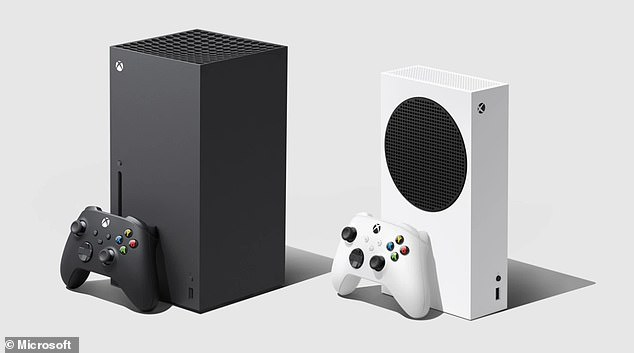 Both the Xbox Series X (left) and Series S (right) will be available on November 10. Pre-orders for both begin September 22