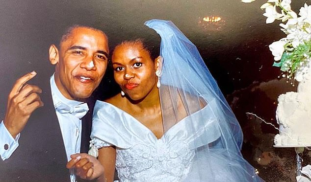 Going strong! She and former President Barack Obama are about to celebrate their 28th wedding anniversary