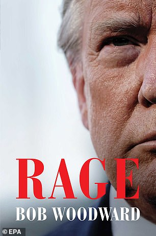 Bob Woodward's  new book 'Rage' comes out September 15