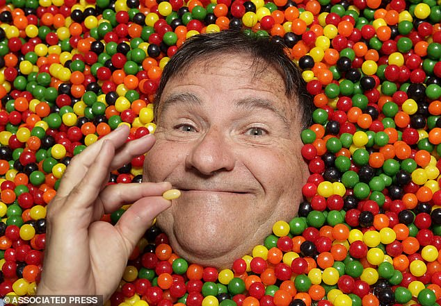 Surprise!David Klein, the founder of Jelly Belly jelly beans, has announced a nationwide treasure hunt in which the grand prize is the keys to one of his factories