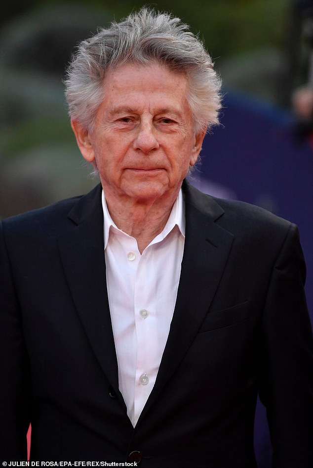 Roman Polanski arrives on the red carpet prior to the premiere 'Music of My Life (Blinded by the Light)' during the 45th Deauville American Film Festival, in Deauville, France in September last year