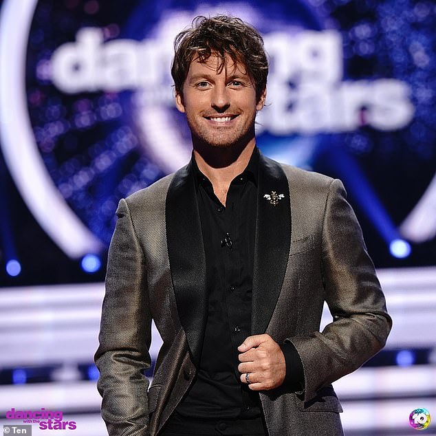 New addition: On Saturday, the network announced that professional dancer Tristan MacManus would be joining the show as a host alongside Sarah Harris