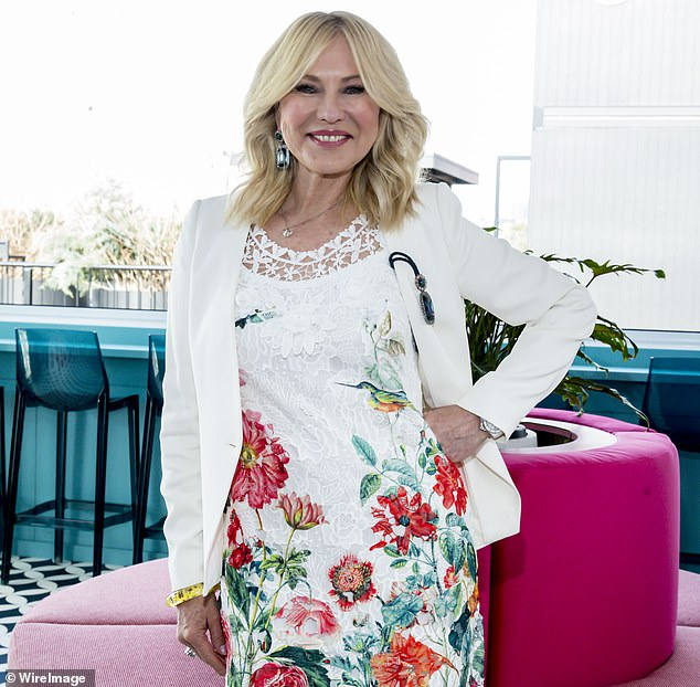 Channel 10's darkest day: Two dozen stars - including Kerri-Anne Kennerley (pictured) and Tim Bailey - are leaving tomorrow after the network slashed jobs to save money