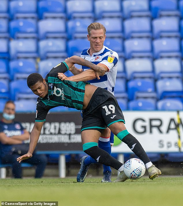 Liverpool striker Rhian Brewster could return to Swansea despite Premier League interest