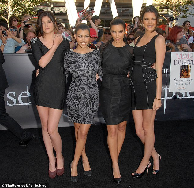 Sisters:Kourtney previously said she felt the show had become a 'toxic environment' and was consuming to much of her day-to-day life