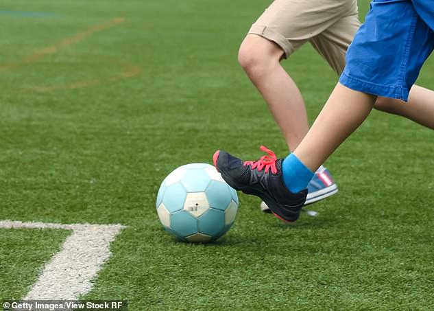 Organised team sports will be exempt from the new measure, providing they are conducted in a coronavirus-secure way