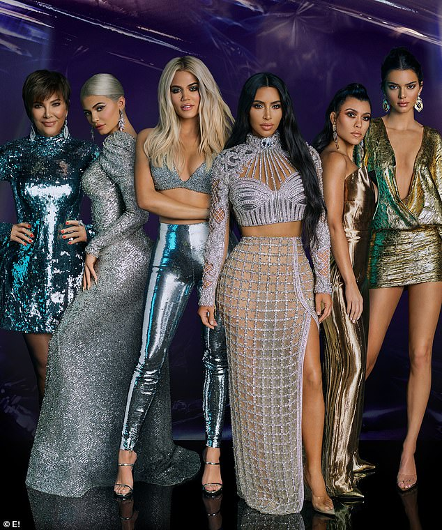 It's the end:It has since been suggested the reason behind Keeping Up With The Kardashian's departure from E! is because the family asked for more money but the network were unwilling to cough up
