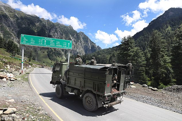 The fiercely contested LAC separates Chinese and Indian held territories from Ladakh in the west to India's eastern state of Arunachal Pradesh, which China claims in its entirety