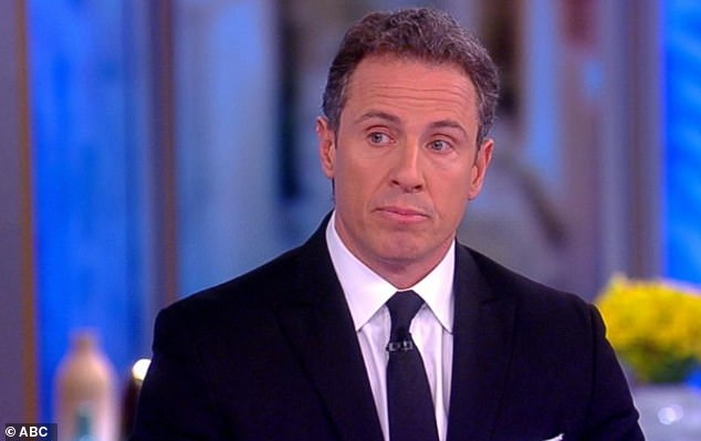 Chris Cuomo - the star anchor of CNN's 'Cuomo Prime Time' and brother of New York City mayor Andrew Cuomo - has been heard in leaked recordings coaching Trump's former attorney Michael Cohen ahead of an interview with CNN in 2018