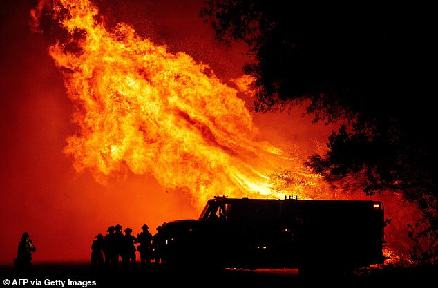 California's winter is typically the rainy season, which tackles Santa Ana winds spreading fires that have already ignited. However, with La Niña forming, the area will experience less rain and drier conditions that could heighten this wildfire season