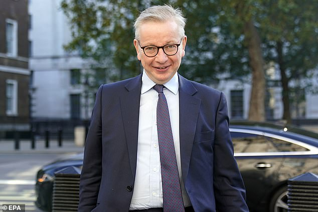 Michael Gove today guaranteed the UK will not agree to EU demands for Boris Johnson to drop plans to tear up parts of the Brexit divorce deal