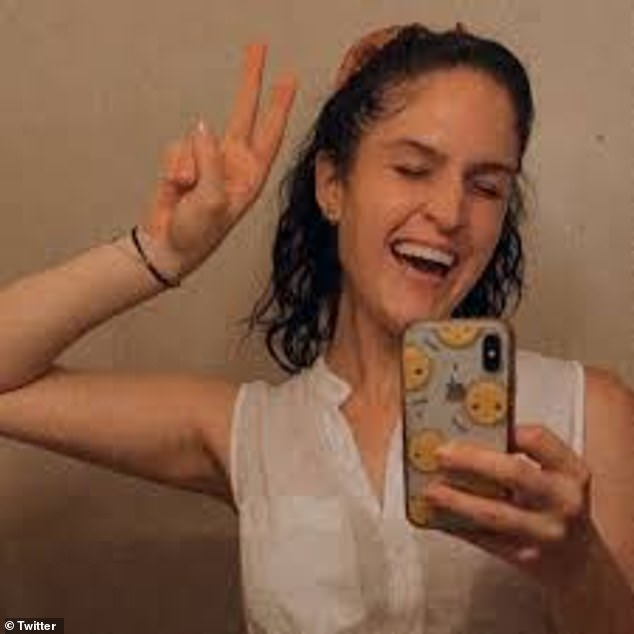 Model Claire Severine,27,ho settled in New York City after traveling the world and, according to a model profile, believes 'beauty can be found everywhere and in everybody, if you just look around'