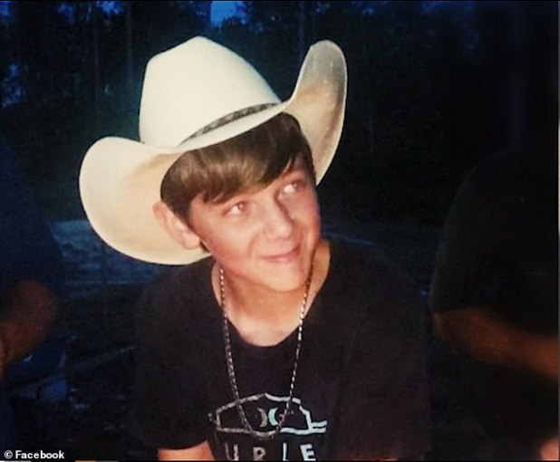 Tanner (pictured) is believed to be the second person to be infected with Negeleria fowlerly in Florida this summer