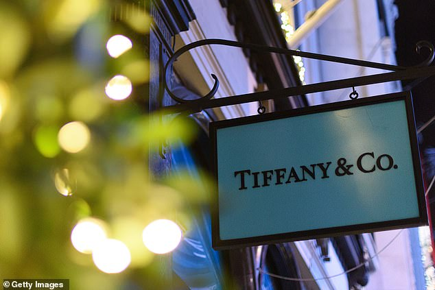 The Tiffany & Co store on Bond Street, London is seen in a file photo.  Tiffany has filed a lawsuit against LVMH in Delaware - the U.S. state in which the New York-based company is registered