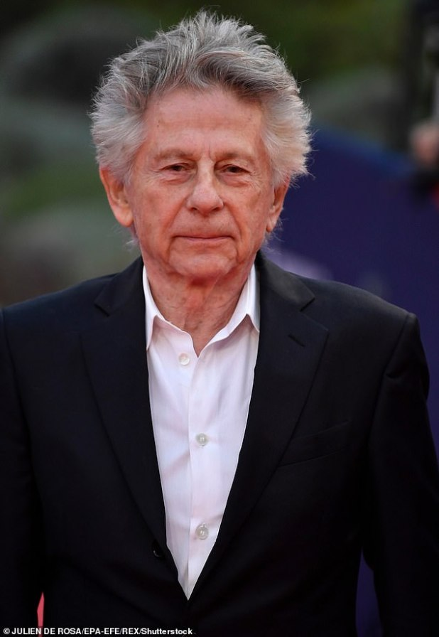 Scandal: Polanski fled to the US in 1978 after being accused of statutory rape by a 13-year-old girl and never returned, he has also been accused of sexual misconduct by several women.