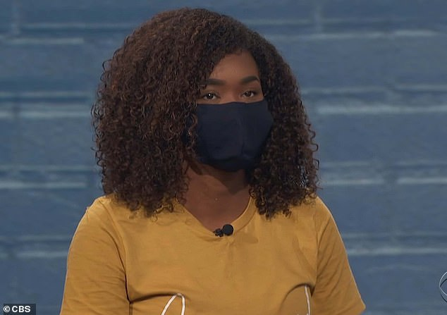 Unanimous decision:Bayleigh Dayton was unanimously voted off Big Brother All-Stars on Thursday in one of the most intense episodes of season 22