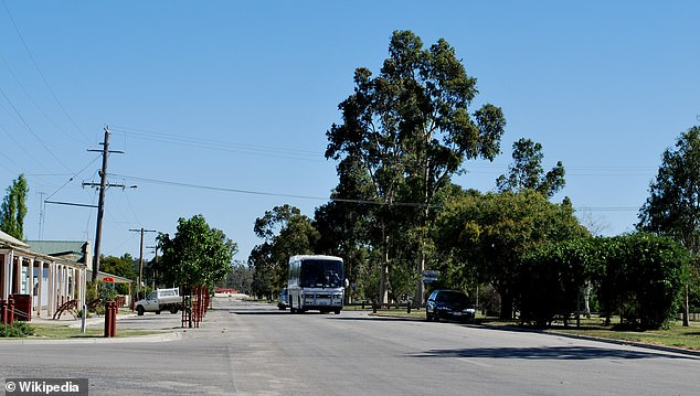 Koondrook (pictured) is a small country town on the Murray River in Victoria's north west