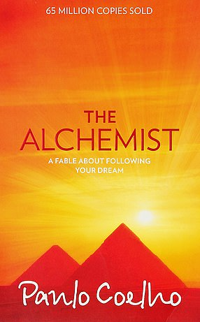 Brazilian novelist Paulo Coelho's The Alchemist (pictured) is the second highest earner in the research by UK-based training company The Knowledge Academy