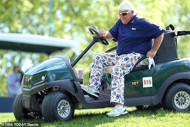 Daly insists he intends to continue living his life to the full despite the cancer diagnosis