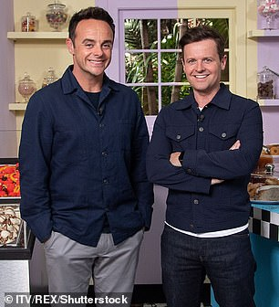 Coming soon: The ITV series will once again be hosted by Ant and Dec and has been relocated to the UK due to the COVID-19 pandemic