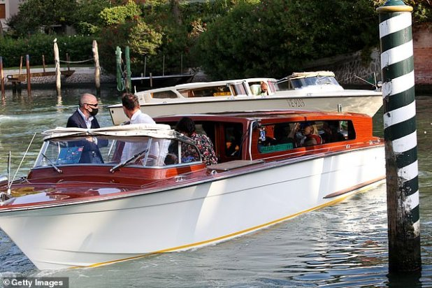 Cruising: After Kate and her entry the boat sailed safely along the canal