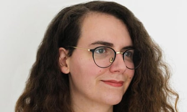 'I hate men', a book written by 25-year-old French activist Pauline Harmange (pictured for an interview with The Guardian), has drawn criticism from Ralph Zurmély, a special adviser to France's ministry for gender equality, who called itan 'ode to misandry [a hatred of men]'