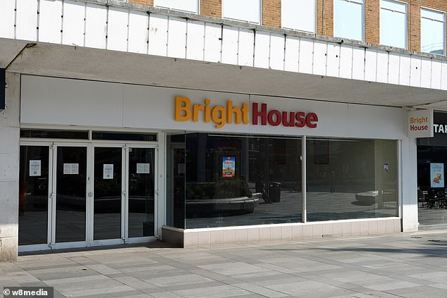 Elsewhere in the town centre, 13 shops are sitting empty with stalwarts like Game, Carphone Warehouse and Mothercare all moving out and not yet replaced