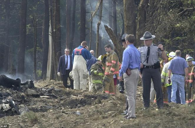 Just outside Shanksville is the 2,200-acre Flight 93 National Memorial Park, which marks the spot where United Airlines Flight 93 crashed into a field on September 11, 2001, killing all 40 civilians and four al-Qaeda hijackers on board