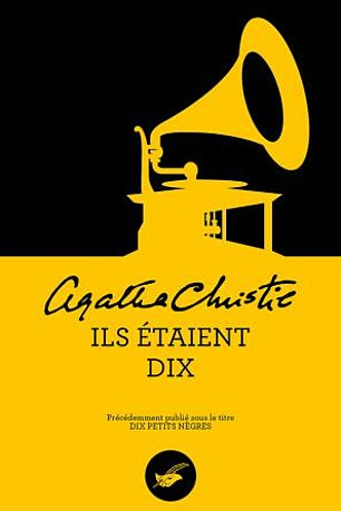 French version of Agatha Christie's new book