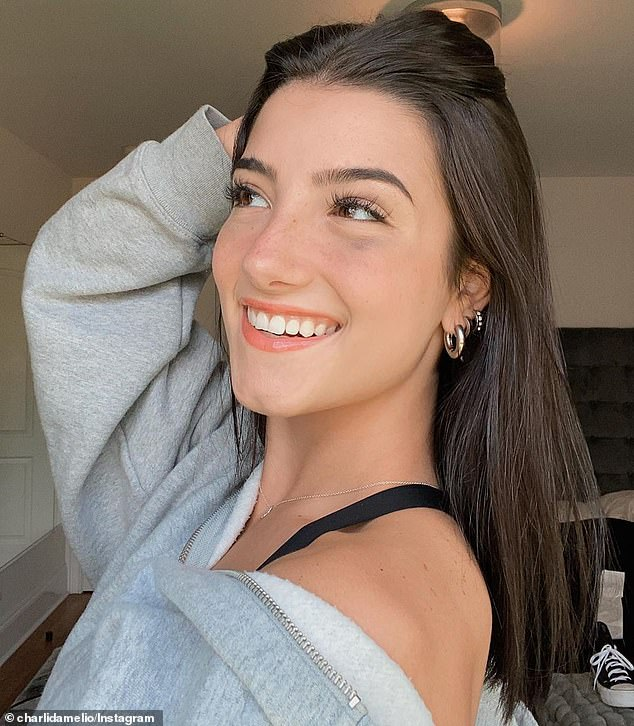 Fear: The teenage social media star, who is from Connecticut, admitted that she had been 'afraid' to discuss her struggles publicly before now