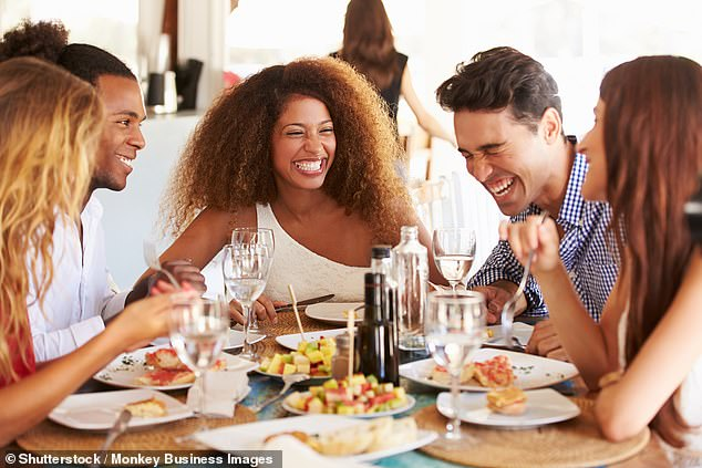 Travellers often face misunderstandings due to cultural differences surrounding money, dining and interactions with strangers (stock image)