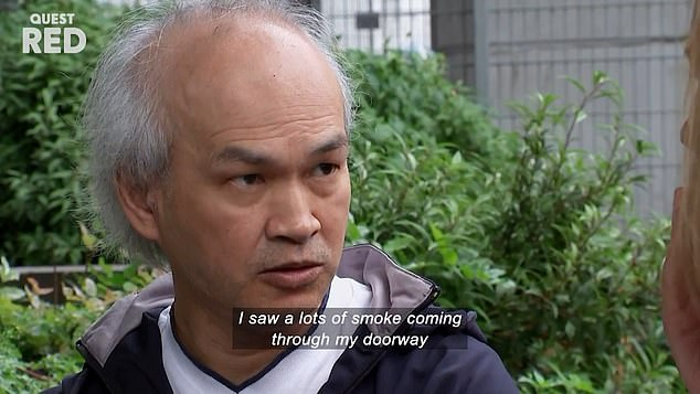 Anh Nhu Nguyen told a bogus tale that he'd lost his home and family when a fire ripped through the 24-storey west London tower block in June 2017