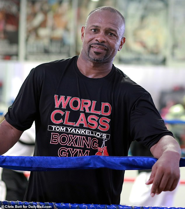 Boxing legend Roy Jones Jr. sat down with DailyMailTV at his sprawling ranch in Pensacola, Florida, where told how he was terrified of his father growing up