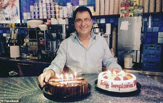 Queens resident and Cypriot national, Peter Panayiotousuccumbed to the virus on April 5, leaving behind his wife and five children. He had been overseeing a renovations at his diner near to the WTC on 9/11