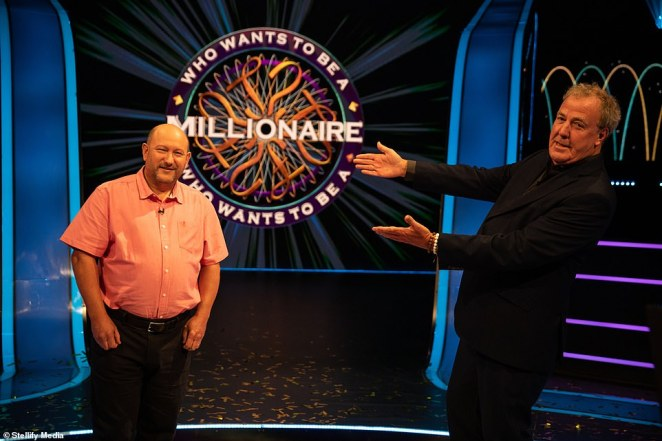 Mr Fear, who has been a teacher for more than three decades, said he had been inundated with support from his students who heard he was on the show, but hasn't let on about his big win