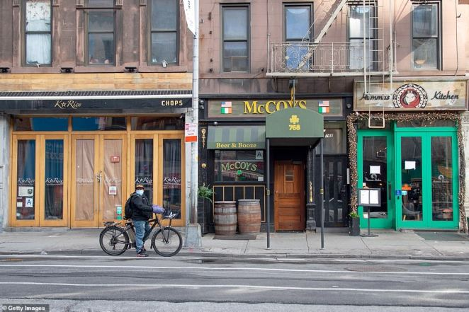 More than 1,000 restaurants and bars in New York City have had to close permanently after shutting their doors on March 16 and with little to no solid guidance from elected officials since then on how to survive