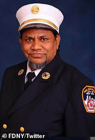 Syed Rahman spent more than two decades with the Fire Department of New York, rising to the rank of deputy chief inspector.He died March 29 at the age of 59.