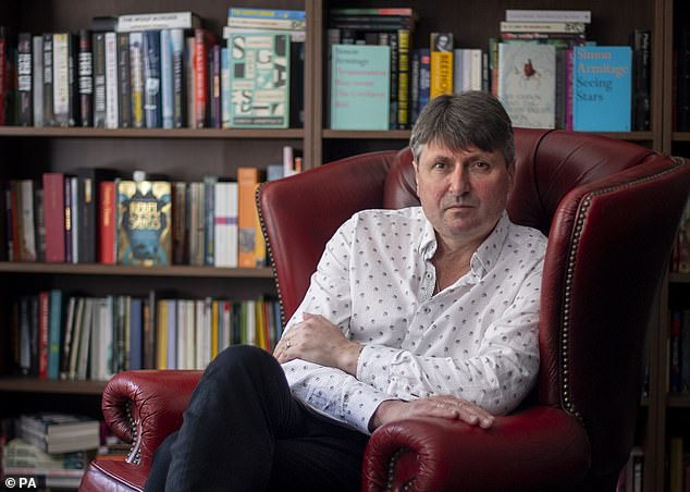 Poet Laureate Simon Armitage (pictured) was one of the 'celebrity' poets who attackedOfqual's decision that pupils would be able to drop poetry from their GCSE English literature courses