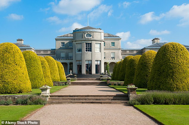 Shugborough Hall in Staffordshire is pictured above. Of course, this certainly isn¿t the first time the Trust has chosen to wade into culture wars