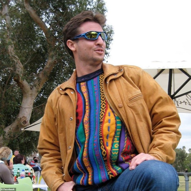 A 'Freedom Walk' planned for Saturday was allegedly organised by sacked Clive Palmer political candidate Tony Pecora (pictured)