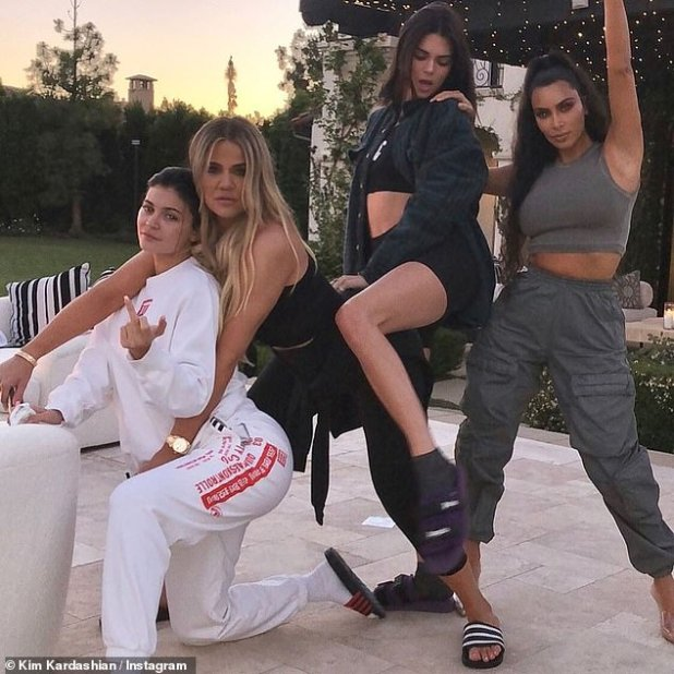 True Search: Khloe has reportedly made a reconciliation with Tristan Thompson, with whom she shares her two-year-old daughter True and Kylie Jenner with their daughter Stormy, two, Travis Scott