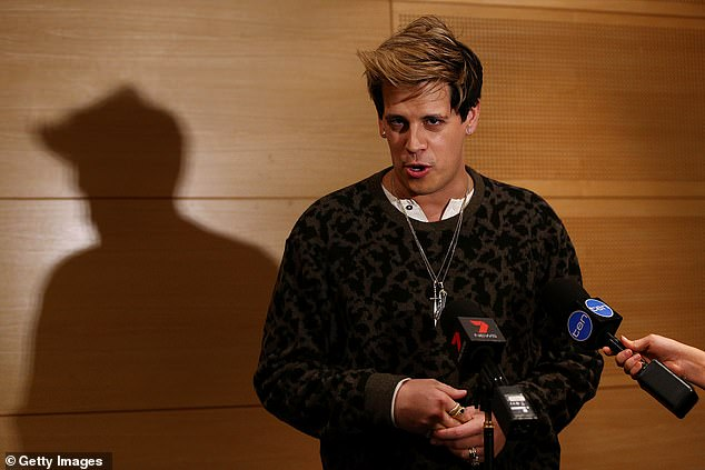 The billionaire venture capitalist sent an email sharing that he enjoyed his 2016 dinner with Milo Yiannopoulos