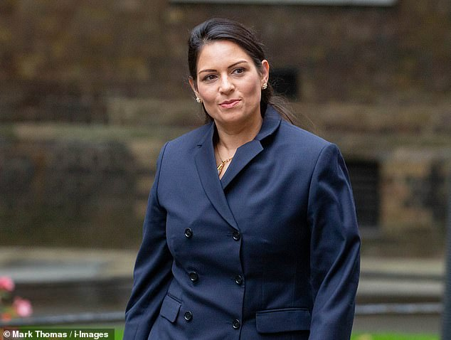 Home Secretary Priti Patel has reportedly sent a letter backing a campaign to release  police body-worn video cameras (BWV) to protect officers from 'unfair criticism' on social media