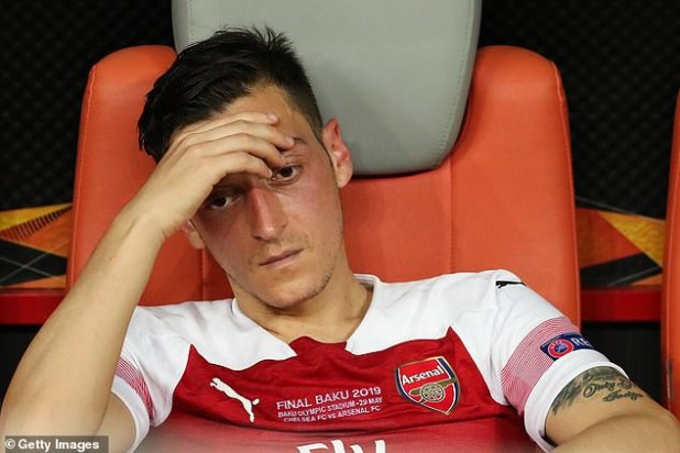 But even facing limited playing time, Ozil has stated that he will not leave before the summer of 2021