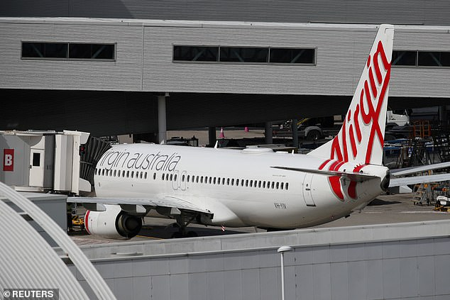 Virgin Australia, now owned by Bain Capital, has joined the call for open borders