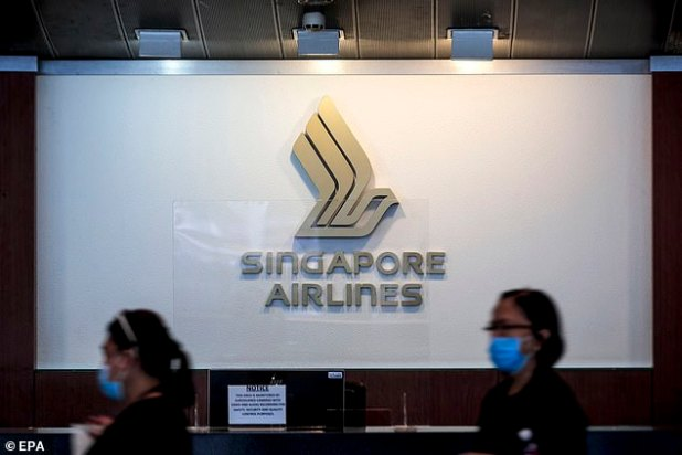 In July, Singapore Airlines Group, which does not offer domestic flights, reported a net loss of 1.12 billion Singapore dollars (£ 639 million) for the three months to June.