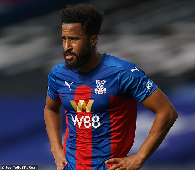 But the arrival of the winger could lead to the exit of former England international Andros Townsend