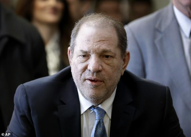 Disgraced film producer Harvey Weinstein is set to be stripped of his CBE by the Government this week after his conviction for rape
