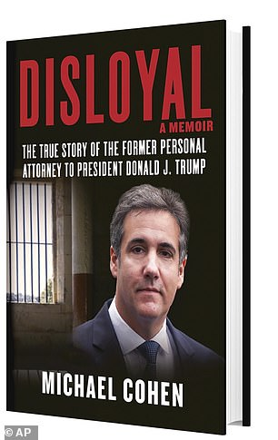 When did you get such a beautiful figure?  'Trump allegedly asked Samantha, Cohen said in his book Disillusioned
