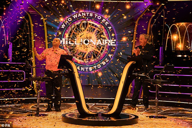 The secondary school teacher became the sixth champion in the ITV programme's 22-year history to win